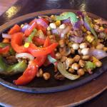 Vegetable Fajitas-delicious