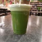 Green Zing juice