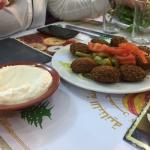 Falafel and Garlic