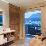 Spa mit Bergblick im Hotel Sonnenhof im Tannheimertal
