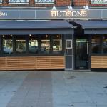 Image Hudsons Brasserie in London