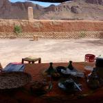 Berber breakfast (included in room price)