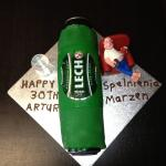 A specialised birthday cake