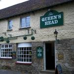 Front of The Queens Head