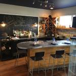 Our quaint bar