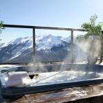 Outdoor, Rooftop Hot Tubs