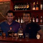 Rum tasting #ThebestrumismadeinNICAragua #savethenight