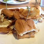 Lunch special Sliders