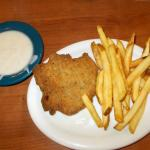 Country fried steak-Country Cookin