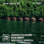 """The Most Nature and Stunning View at Raja Ampat"""