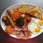 breakfast served 10am till 1pm