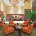 Holiday Inn Sacramento Capitol Plaza Hotel Lobby