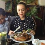 Lamb Shank Roast