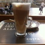 Banging latte