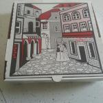 Small pizza box