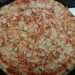 pizza zamburiñas