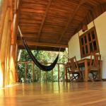 private, clean, efficient, each casitas has 24h free wifi