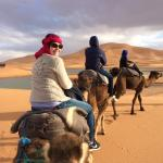 Photo de Les Cles Du Desert Luxury Bivouac