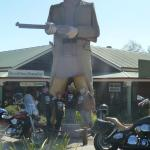 glenrowan post office and pub