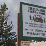Sign on Main Street