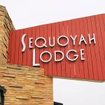 Sequoyah Lodge sign