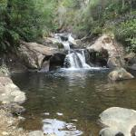 Waterfall - part of the additional bush walk