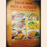 Great THAI wanton noodle