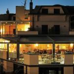 Vista terrazza ristorante