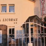 Hotel La Licorne Entrée