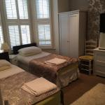 Ground floor twin/double with en suite