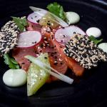 1826 Adare - Cured & Marinated Salmon