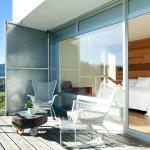Terraza dormitorio Duplex Suite