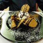 Delicious crepe Madeira