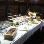 Wurst, Käse und Eierspeisen