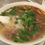 Pho, Beef rice noodle!