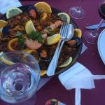 We had outstanding service and Excelent Paella
