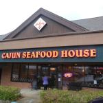 The Cajun Seafood House