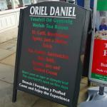 Oriel Daniel Tearoom