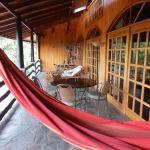 Chambre: la terrasse