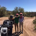 Brothers bonding on ATV tour