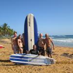 Beach Boys Surf School Graduates