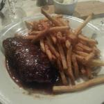 Steak frites entree
