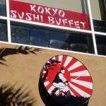Kokyo Sushi Buffet, Hayward, Ca