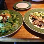 2 for $20 cedar grilled lemon chicken with house salad