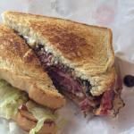 Knuckle sandwich, wow!!