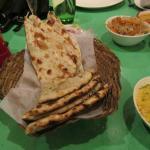 Masala Kulcha & Butter Naan