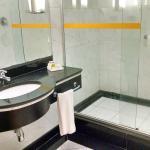 Banheiro degradado