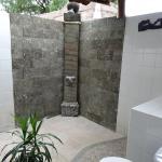 Outdoor-Badezimmer