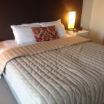 BreakFree Fortitude Valley - this was the ensuite bedroom. Very clean and tidy 8/10.