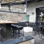 Terrasse (espace lounge)